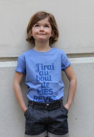 t-shirt deux amours