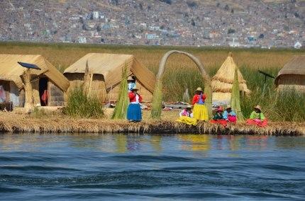 lac Titicaca Bolivie