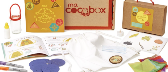 double box creative macocobox summer camp 2015