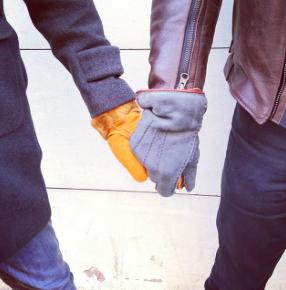 moufles et gants les bonheurs