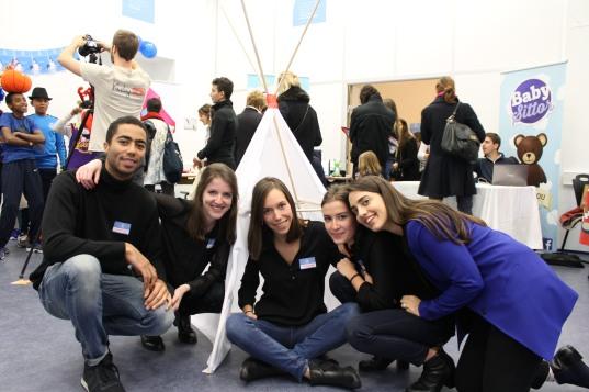équipe la tribu projets collaboratifs pour les familles
