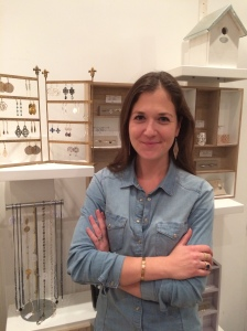 Marie Caroline, fondatrice Les Bonheurs
